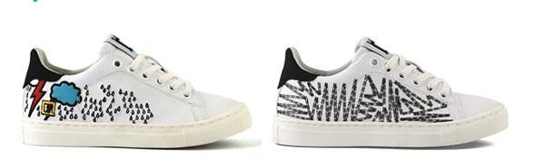 DATE Kids presenta le nuove sneakers per la primavera estate 2016