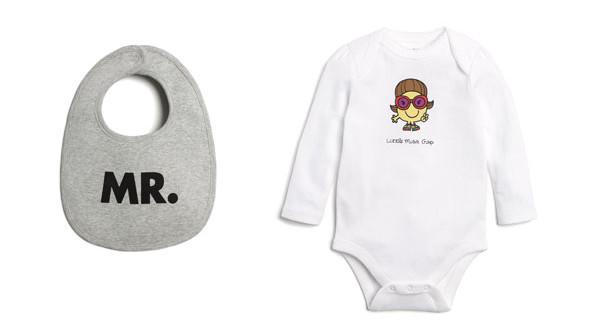 BabyGap presenta la nuova collezione Mr Men & Little Miss