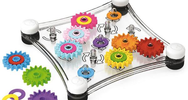 """Georello Junior, il nuovo giocattolo di Quercetti che funziona a """"energia di bambino"""""""