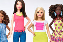 Barbie diventa più umana, presentate le nuove silhouette