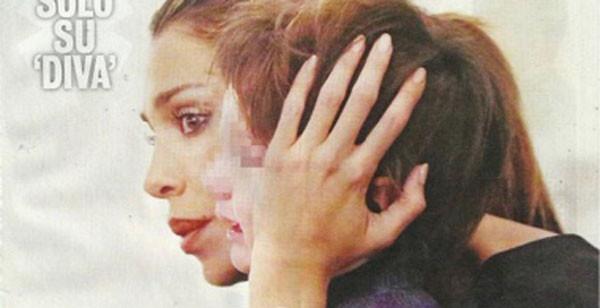 Belen Rodriguez in lacrime con Santiago: problemi dopo la separazione da Stefano?