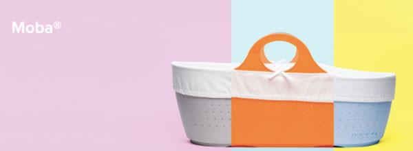 Addio cesta in vimini: Damblè presenta la cesta per neonati interamente lavabile