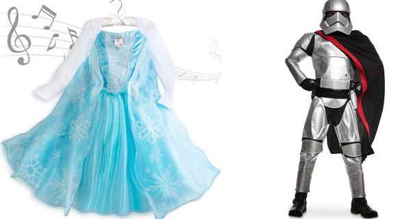 Costumi di Carnevale per bambini: le proposte e le iniziative firmate Disney Store