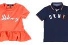 DKNY gioca sul contrasto nella nuova collezione Primavera Estate 2016 per bambini