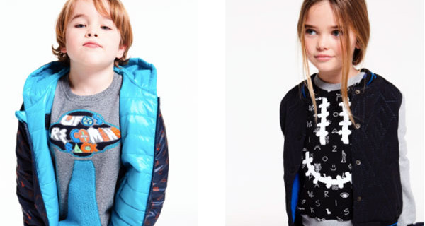 Kenzo Kids collezione Autunno Inverno 2016: Life is a Jungle!