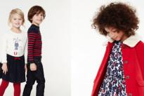 Petit Bateau svela la nuova collezione per bambini Autunno Inverno 2016