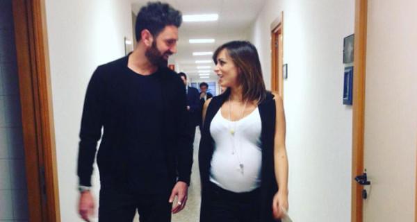 Serena Garitta del Grande Fratello incinta del primo figlio, l'annuncio in tv