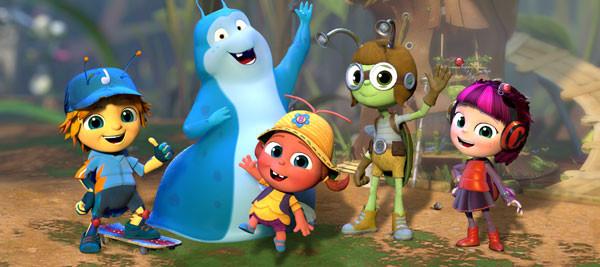 Beat Bugs, arriva su Netflix la nuova serie per bambini ispirata alla musica dei Beatles
