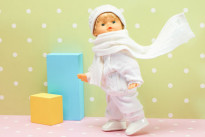 Laura Biagiotti veste Ciccobello, la collezione di vestiti per la bambola