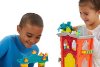 Play-Doh Town, la vera rivoluzione per la pasta da modellare più famosa al mondo