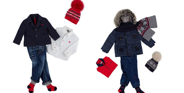 Peuterey Kids, la nuova collezione per bambini: abbigliamento dallo stile essenziale e pulito