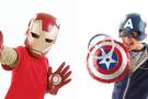 Costumi di Carnevale per bambini: i travestimenti da Supereroi Marvel