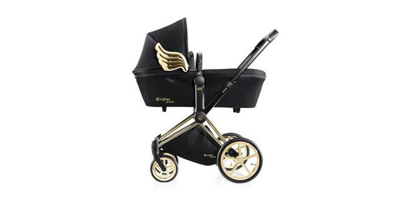 Cybex by Jeremy Scott: la navicella PRIAM mette le ali