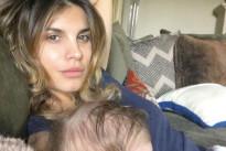 """Elisabetta Canalis neo-mamma svela: """"Ecco perchè mia figlia si chiama Skyler Eva"""""""