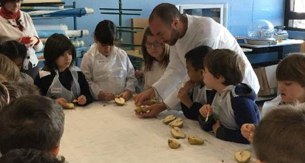 FitFoodness CAMKids, i laboratori didattici per insegnare ai bambini una corretta alimentazione