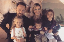 """Francesco Facchinetti a Verissimo ammette: """"Io e mia moglie avremo presto una bambina"""""""