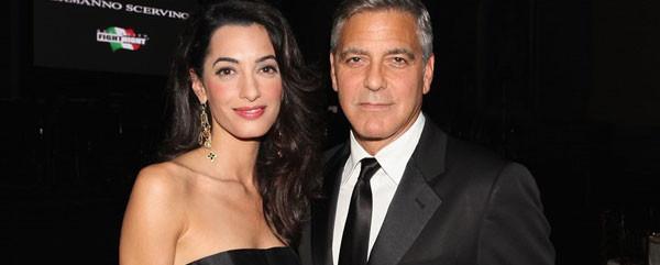 George Clooney e Amal presto genitori? Le parole dell'attore