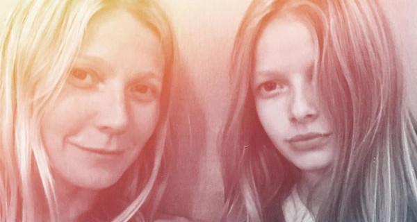 Gwyneth Paltrow e Apple al Super Bowl: tale madre, tale figlia!