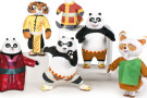 Kung Fu Panda 3 arriva al cinema: i nuovi peluche di Famosa