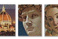 """Pixel Art """"Edizione Speciale Musei"""", il nuovo gioco di Quercetti & C. per grandi e piccoli"""