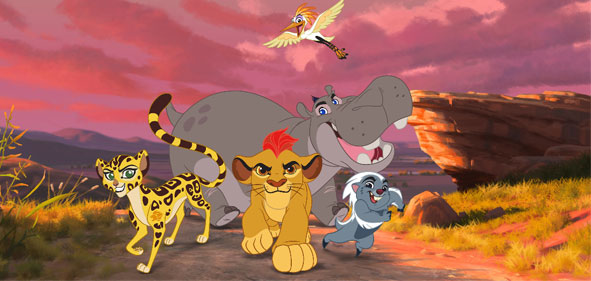 The Lion Guard, arriva su Disney Channel la serie ispirata a Il Re Leone