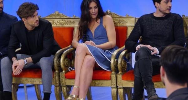 Uomini e donne già il primo litigio tra Andrea e Oscar