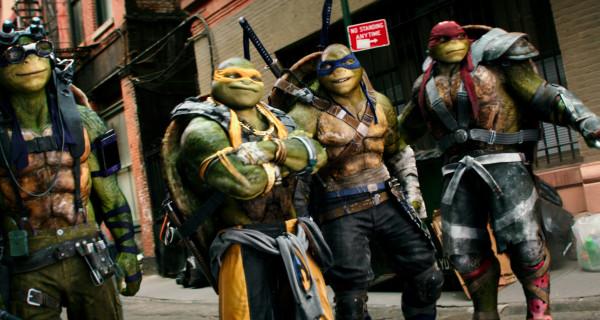 Tartarughe Ninja Fuori dall'Ombra il 21 luglio 2016 al cinema