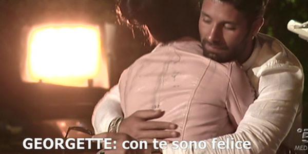 """Temptation Island, Filippo Bisciglia """"Capirete tutto di Georgette"""""""