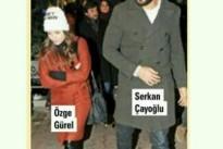 """Serkan Cayoglu e Ozge Gurel la conferma del loro amore """"E' tutto ok"""" FOTO"""