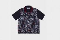 Camicia Versace di tendenza per i bambini