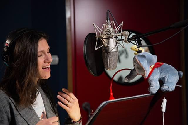 Dumbo il film Disney e la voce di Elisa per il personaggio di Miss Atlantis