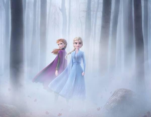 Frozen 2 – Il Segreto di Arendelle per Natale nei cinema italiani