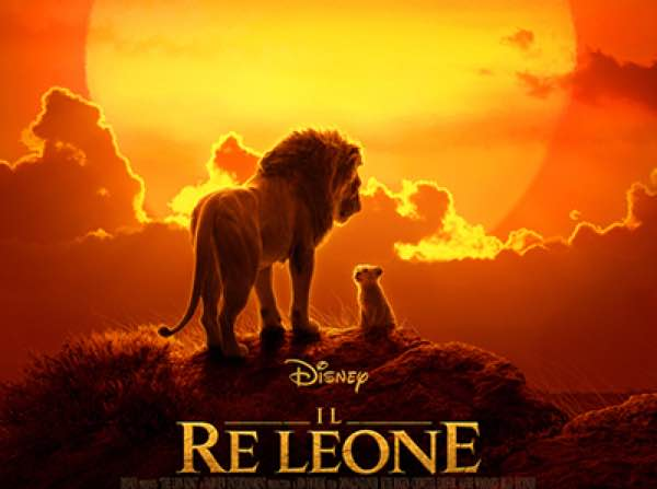 Il Re Leone in vetta alla classifica dei film più visti grazie ad un cast stellare