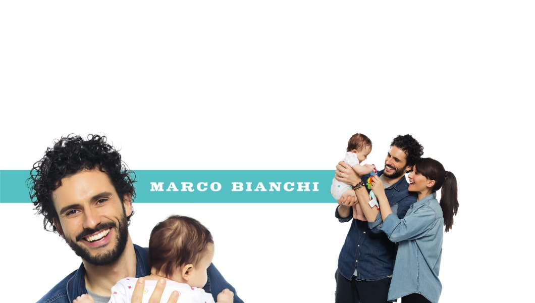 Marco Bianchi gay la reazione della piccola figlia al suo coming out