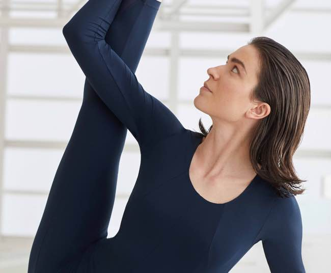 Mamme e Yoga ecco l'abbigliamento ideale anche per Pilates