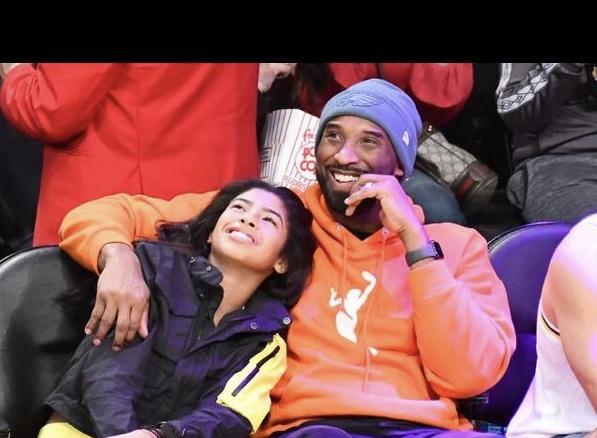 Kobe Bryant morto anche la figlia morta nell'incidente
