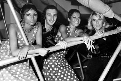 Sanremo 2020 Ricchi e Poveri si riuniscono dopo 40 anni dallo scioglimento