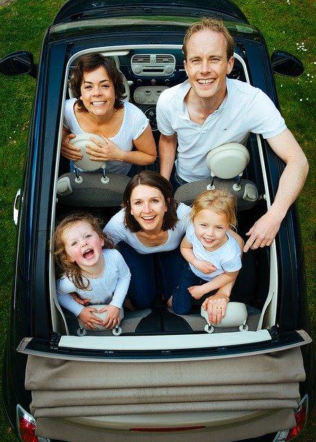 Quali sono le migliori auto per la sicurezza dei bambini?