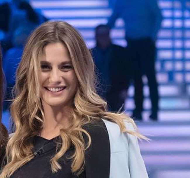Cristina Marino incinta di una femmina il padre è Luca Argentero