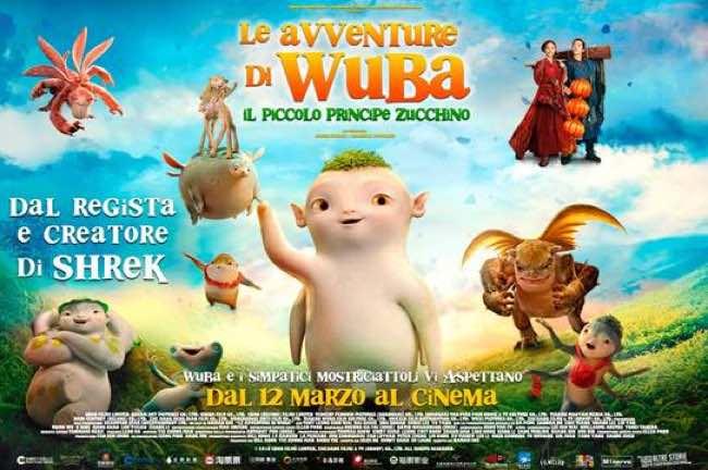 Le Avventure di Wuba arriva il film per i più piccoli dal 12 marzo