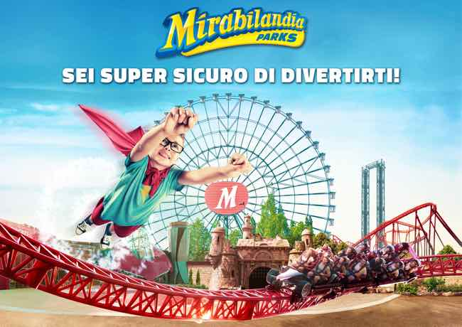 Mirabilandia il parco di divertimento riapre il 20 giugno le nuove regole
